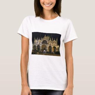 VENICE SAN MARCO SQUARE BASILICA T-Shirt