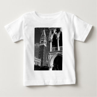 Venice San Marco Tower & Doge Palace Baby T-Shirt