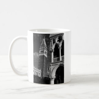 Venice San Marco Tower & Doge Palace Coffee Mug