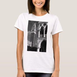 Venice San Marco Tower & Doge Palace T-Shirt