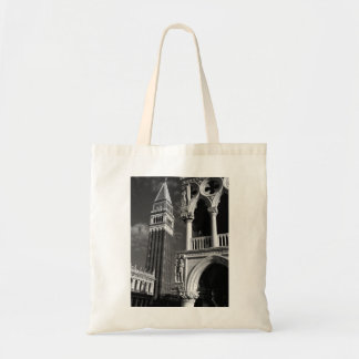 Venice San Marco Tower & Doge Palace Tote Bag