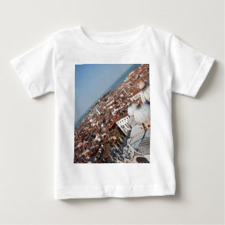 Venice Snapshot atop San Marco Square Baby T-Shirt