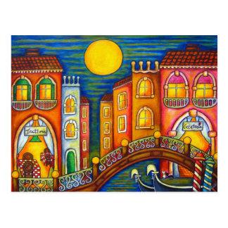 Venice Soiree Post Card