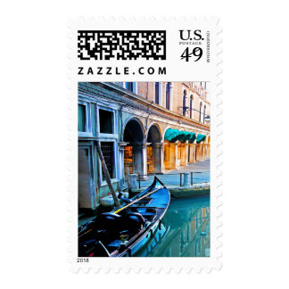 Venice Special Alley with Love Quote Stamps
