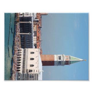 Venice, St. Mark's Square photography Photo Print