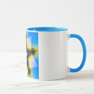Venice Surfboard Star Sunset Mug