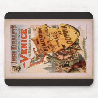 Venice, The Bride of the Sea, 'Pisani's Triumph' Mousepad