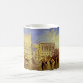 Venice, the Bridge of Sighs by J. M. W. Turner Coffee Mug