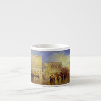 Venice, the Bridge of Sighs by J. M. W. Turner Espresso Cup