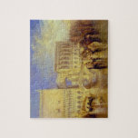 Venice, the Bridge of Sighs by J. M. W. Turner Jigsaw Puzzles
