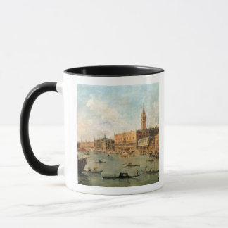 Venice: The Doge's Palace and the Molo from the Ba Mug