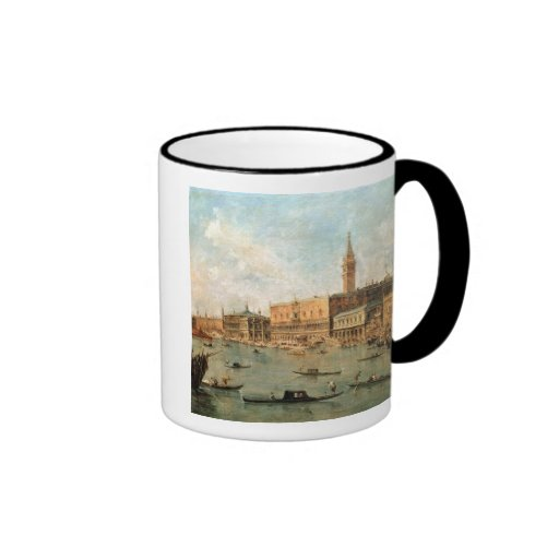 Venice: The Doge's Palace and the Molo from the Ba Ringer Coffee Mug