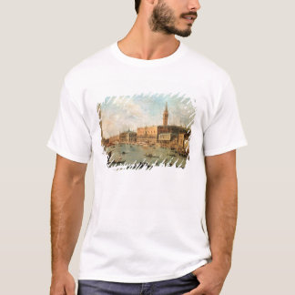 Venice: The Doge's Palace and the Molo from the Ba T-Shirt