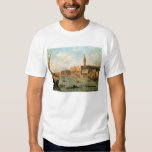Venice: The Doge's Palace and the Molo from the Ba T-shirts