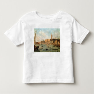 Venice: The Doge's Palace and the Molo from the Ba Toddler T-shirt