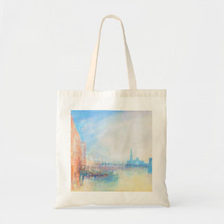 Venice The Mouth of the Grand Canal joseph Mallord Tote Bags