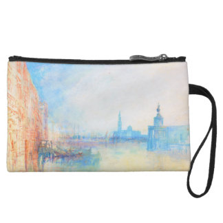 Venice The Mouth of the Grand Canal joseph Mallord Wristlet Purses