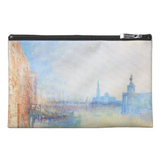 Venice The Mouth of the Grand Canal joseph Mallord Travel Accessories Bag