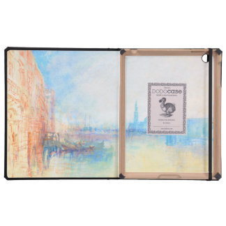 Venice The Mouth of the Grand Canal joseph Mallord Covers For iPad