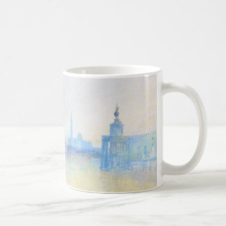 Venice The Mouth of the Grand Canal joseph Mallord Coffee Mug