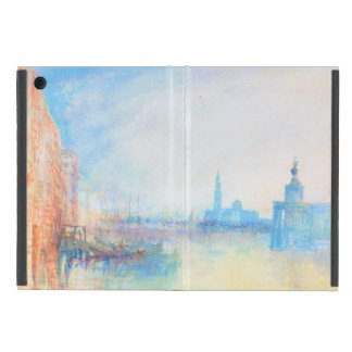Venice The Mouth of the Grand Canal joseph Mallord Cover For iPad Mini
