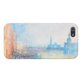 Venice The Mouth of the Grand Canal joseph Mallord Case For iPhone 5