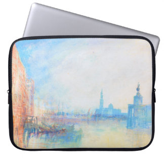 Venice The Mouth of the Grand Canal joseph Mallord Laptop Computer Sleeve
