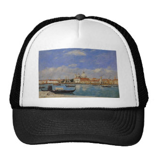 Venice, The Salute and the Douane, the Guidecca Trucker Hat