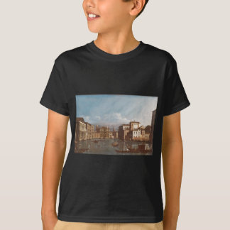 Venice Veduta by Bernardo Bellotto T-Shirt