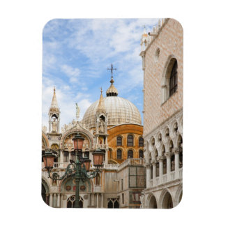 Venice, Veneto, Italy - Birds are perched on a Magnet
