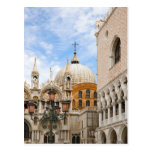 Venice, Veneto, Italy - Birds are perched on a Post Cards