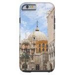 Venice, Veneto, Italy - Birds are perched on a Tough iPhone 6 Case