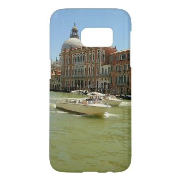 Beach Themed Venice Water Taxis Samsung Case