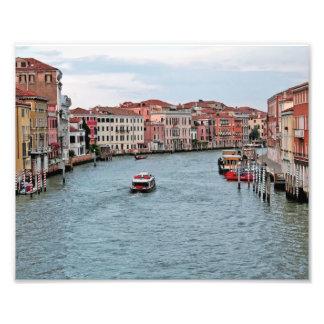 Venice Waterway Photo Print