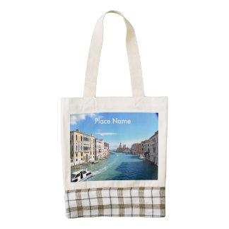 Venice Zazzle HEART Tote Bag