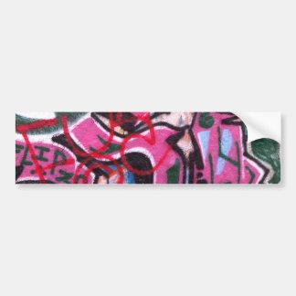 VeniceGraffiti de Helaine Pegatina Para Auto