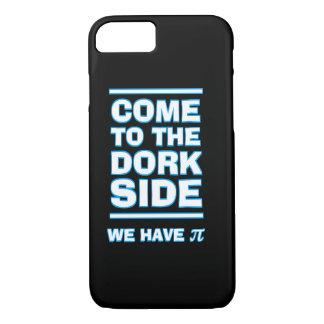 Venido al lado del Dork tenemos caso divertido del Funda iPhone 7