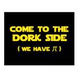 Venido al lado del Dork tenemos pi Postal