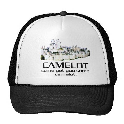 Venido consígale algún Camelot. Gorra