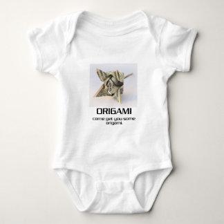 Venido consígale algún Origami Body Para Bebé