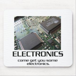 Venido consígale una cierta electrónica alfombrilla de raton