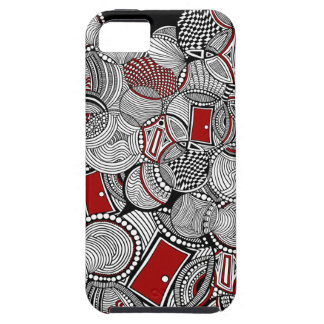 Venido en caso del teléfono iPhone 5 Case-Mate protectores