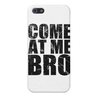 Venido en mí Bro iPhone 5 Carcasas