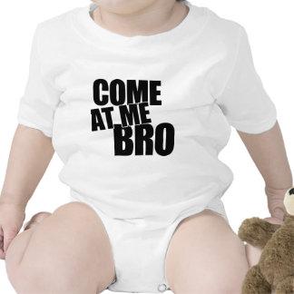 Venido en mí Bro Trajes De Bebé