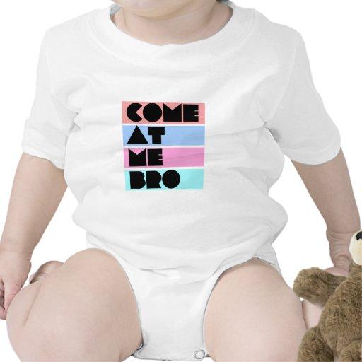 venido en mí bro traje de bebé