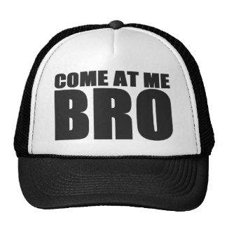 VENIDO EN MÍ gorra del camionero de BRO