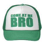 VENIDO EN MÍ gorra del camionero de BRO (verde)
