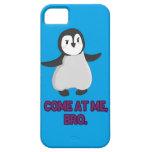 Venido en mí, pingüino de Bro iPhone 5 Carcasa