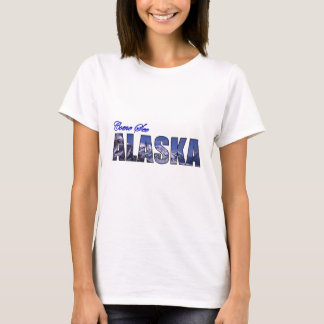 Venido vea Alaska Playera