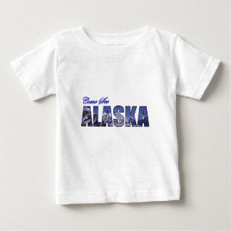 Venido vea Alaska Playera De Bebé